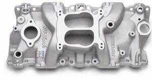 Edelbrock Small Block Chevy Intake Manifold (2701)