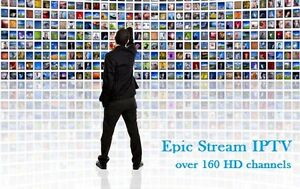 IPTV EpicStream (PRIVATE SERVER) - 3 Day FREE Trial