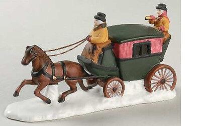 Dept 56  Dickens Village ~ Dover Coach ~ Mint In Box 65900