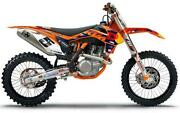 KTM 125 SX Graphics