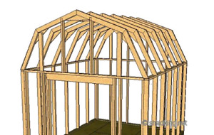 Wanted baby barn rafters for green houses what's available