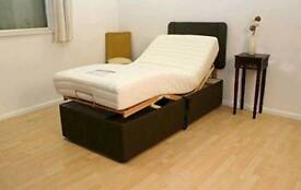 Mibed rise recline electric bed