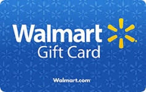 25 Walmart Gift Card In Store Or Online Fast Shipping - $28.00