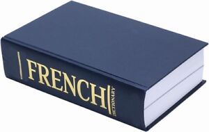 Lots of French books.
