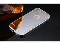 New iphone 6 cases 2 in 1 mirror finish stock clearance 90 cases total