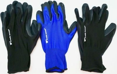 Wells Lamont Large Mens Foam Latex Work Gloves 9pack