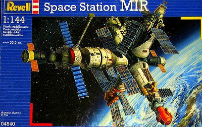 RARITÄT! Space Station MIR - 1:144 - Revell 04840 - OVP - RAR!