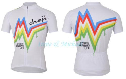 Rainbow Cycling Jersey  ff64da45f
