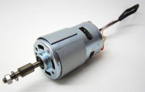 Dc motor generator ebay for Dc generators and motors
