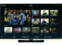 """Samsung 32"""" LED smart WI-FI tv built in HD freeview USB media player full hd 1080p."""