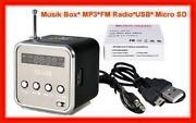 Musikbox MP3