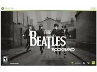 Rock Band The Beatles Edition for XBOX 360