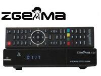 Zgemma H2s with 12 months service plug&play openbox V9s v8s sKYBox f5