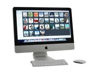 "Imaculate Apple IMac 21.5"" 8GB HD Official Wireless Mouse Keyboard Boxed"