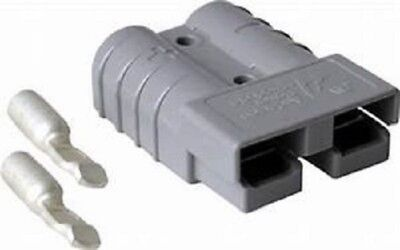 Anderson Sb50 Connector Kit Gray 6 Awg 6319 100 Pack Authentic Anderson Power