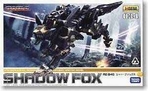 Kotobukiya Zoids HMM 034 RZ-046 Shadow Fox 1/72 Model Kit