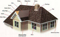 Roofing season ending soon / Book your roof today.