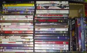 DVD Movies - $3 or 3/$5