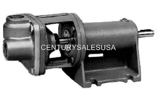 "BURKS CONDENSATE TURBINE BOILER FEED PUMP ET5M  5/8"" SHAFT  BASE MOUNTED"