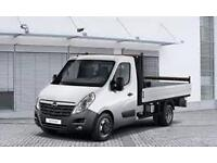 2016 Vauxhall Movano 2.3 CDTI H1 Tipper 125ps Diesel