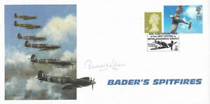 60th-Anniv-1st-Spitfire-enter-Sqn-service-Signed-D-Sheen-72-212-Sqn-s-Battle-o