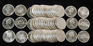 Looking to buy your Canadian coins
