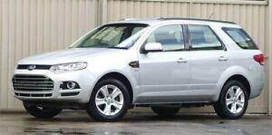 2014 Ford Territory SZ TX (4x4) White 6 Speed Automatic Wagon Lismore Lismore Area Preview