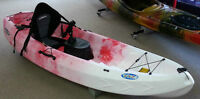 New-Winner Velocity 2 SOT Kayak w/Paddle