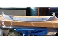 Vauxhall ASTRA H xp Mk5 5door REAR BUMPER SPOILER SKIRT