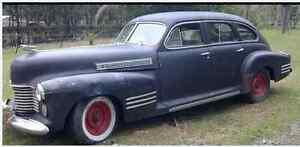 1941 Cadillac, Series 61, 346 V8. swap for Harley Davidson Munruben Logan Area Preview
