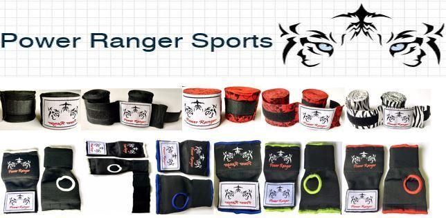 Power Ranger Sports