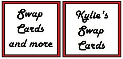 kylie's swap cards