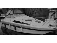 Motor Cruiser or Bowrider Boat Wanted