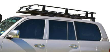 Toyota Landcruiser 100 105 Series full cage roof rack Wattle Grove Kalamunda Area Preview