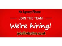 Accounts Manager: (Part Time/ Full Time)
