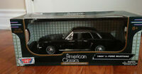Black 1964 Ford Mustang - collectible car
