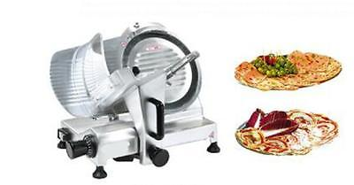 250mm Blade Common Commercial Semi-automatic Meat Slicer New