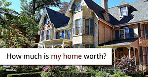 LEARN THE VALUE OF YOUR EDMONTON HOME