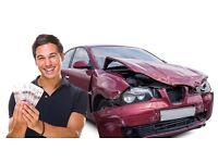 Scrap car wanted pat cash