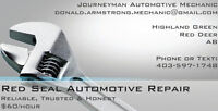 Certified Red Seal Automotive Mechanic