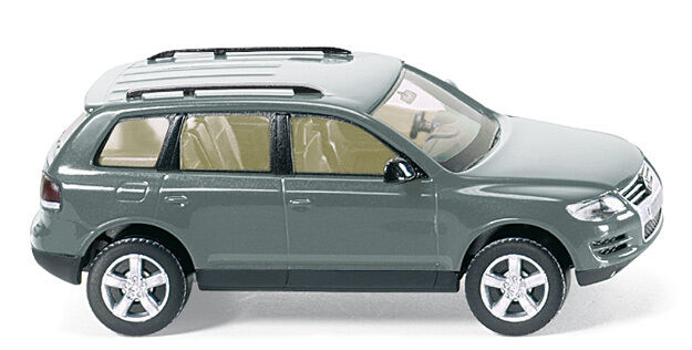 WIKING 006038  VW  TOUAREG METALLIC  HO 1/87