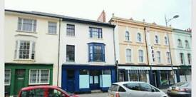 Office/shop for rent in Newport near city centre