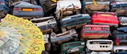 Wanted: Wanted Scrap Cars for Pick up All over Melbourne