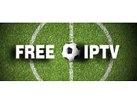 FREE FOOTBALL IPTV SPORT - 3 DAYS UNIQUE IVIEW HD TV