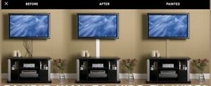PROFESSIONAL FURNITURE ASSEMBLY & TV WALL MOUNT INSTALLATION West Island Greater Montréal image 4