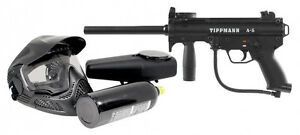 Selling Used Tippman A-5 paintball gun