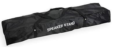 Transporttasche für 2 Boxenstative Boxenständer Tragetasche Tasche Rockbag NEU