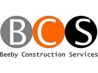 IPAF / site labourers £15 ph. Bricklayers £20 ph.