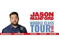 Jason Manford Tickets Front Row