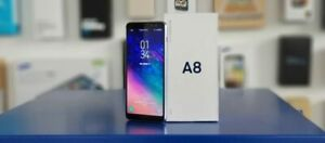 Samsung Galaxy A8 2018 (SM-A530W) Sealed Box, $400